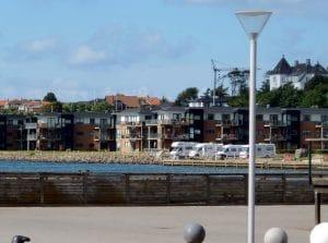 Stellplatz in Lemvig-Dänemark