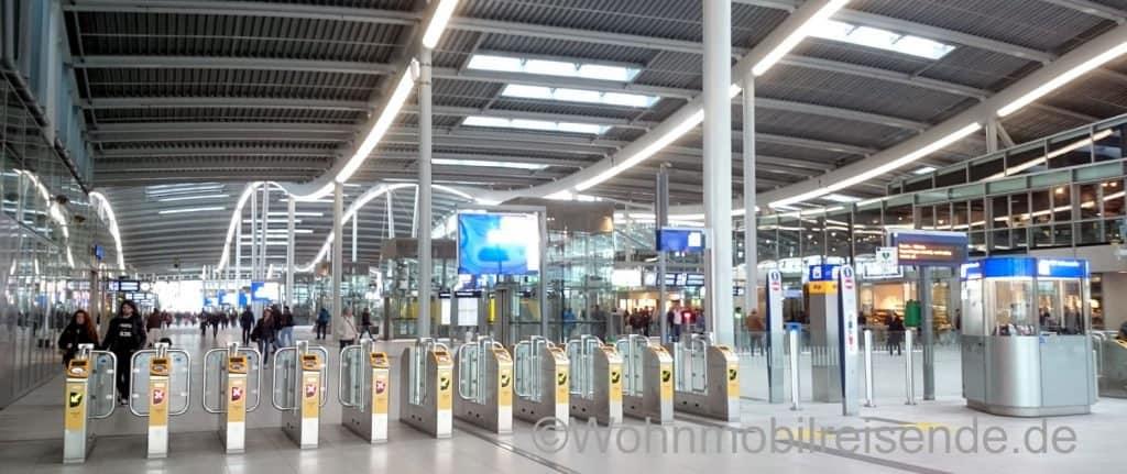 Bahnhof Utrecht
