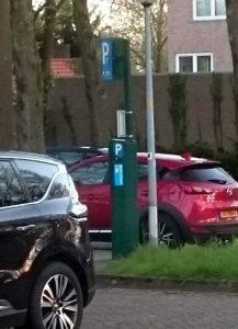 Parkuhr, Zutphen