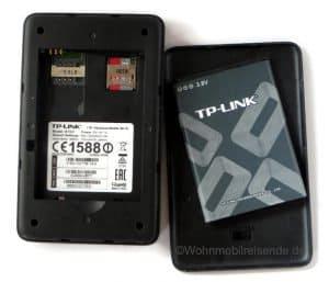 Mobiles Internet für's Wohnmobil TP-Link 7350