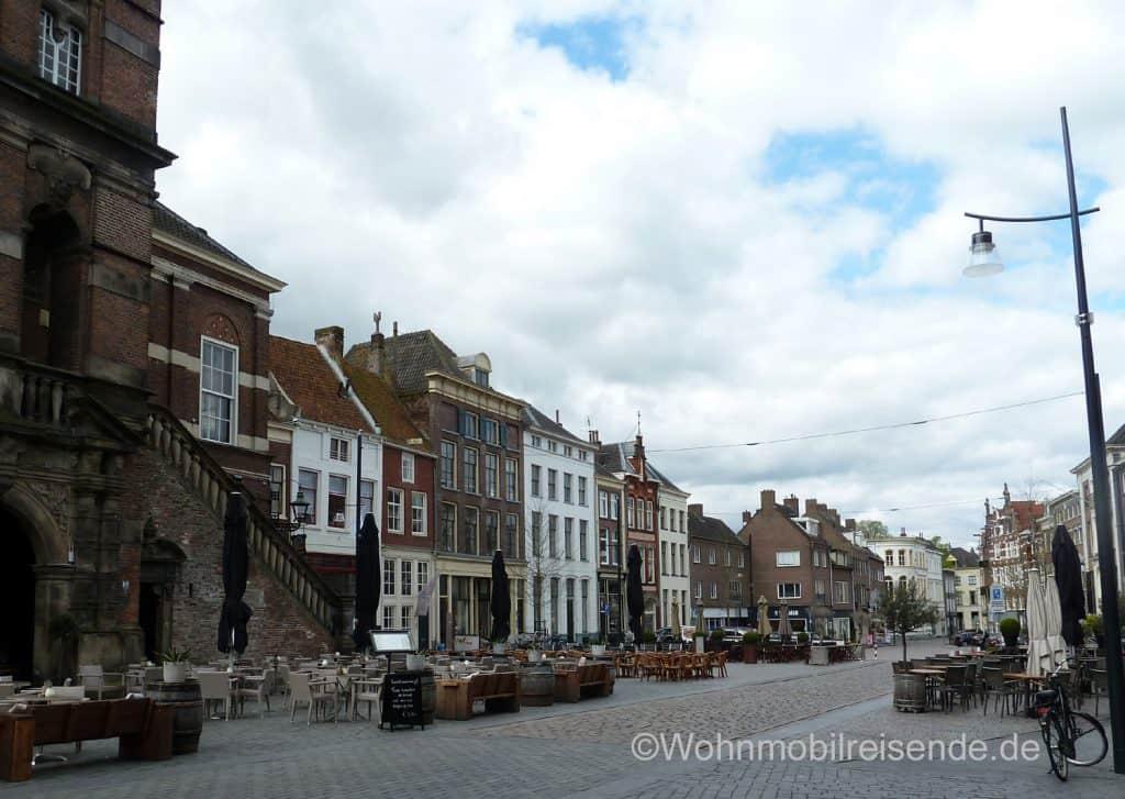 Groenmarkt in Zutphen